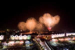 2011年(第11回) - かごしま錦江湾サマーナイト大花火大会