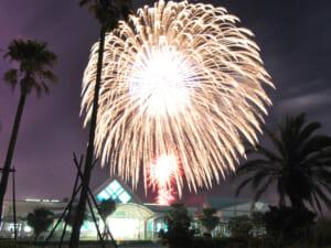 2012年(第12回) - かごしま錦江湾サマーナイト大花火大会