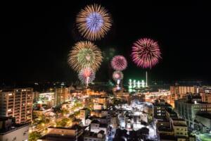 2013年(第13回) - かごしま錦江湾サマーナイト大花火大会