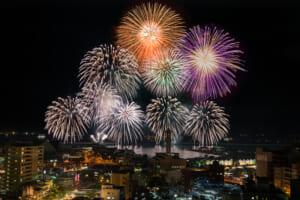 2014年(第14回) - かごしま錦江湾サマーナイト大花火大会