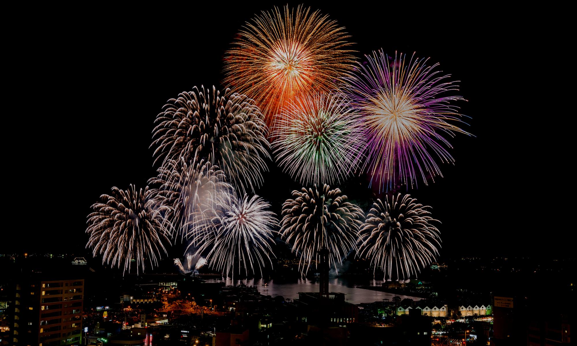第18回 かごしま錦江湾サマーナイト大花火大会 公式サイト